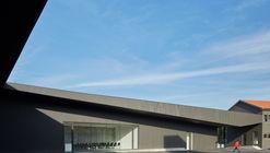 Quartel dos Bombeiros Voluntários de Ansião / Bruno Dias Arquitectura + Luis Ventura Arquitectura