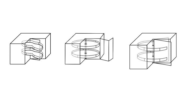 Bandejas Basculantes y Giratorias. Guía para el diseño de cocinas / Häfele. Image Cortesía de Häfele