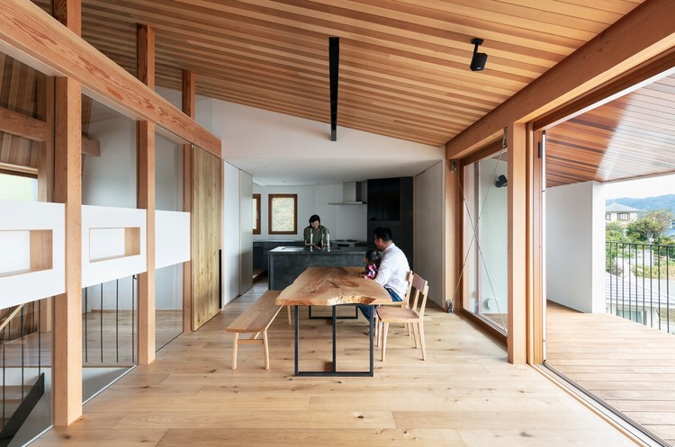House Ym / Hideo Arao Architects Office, © Yohei Sasakura