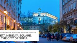 Development of the Conceptual Architectural and Cultural Project for Sveta Nedelya Square, City of Sofia