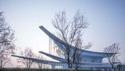 Chongqing Jiangshan Yun Chu Gallery / LWK + Partners