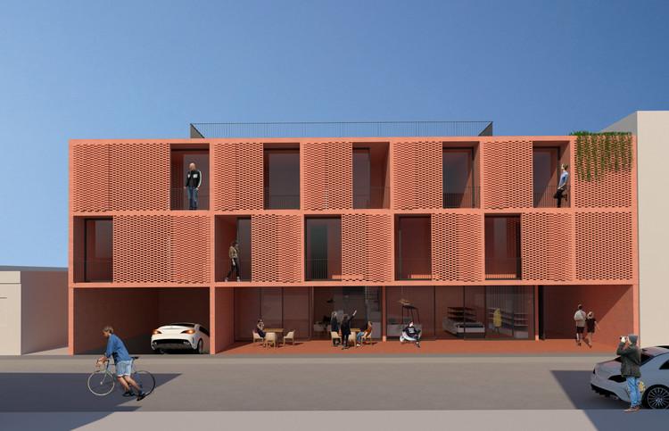 Resultados del noveno taller de diseño arquitectónico 'Vivienda Unifamiliar' por Cota Paredes Arquitectos, © Oswaldo Dámazo
