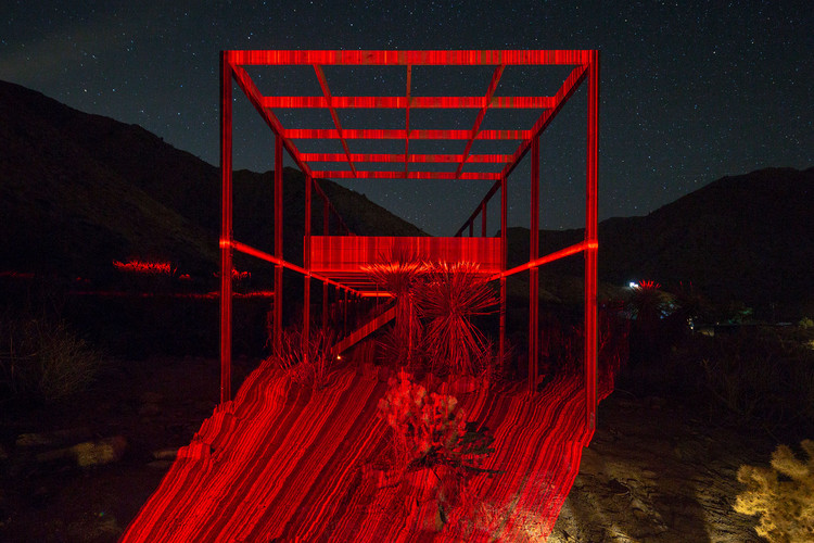 Space Saloon Announces FIELDWORKS Design-Build Festival in California, Extent by Kyle May. Image © Daniel Schwartz