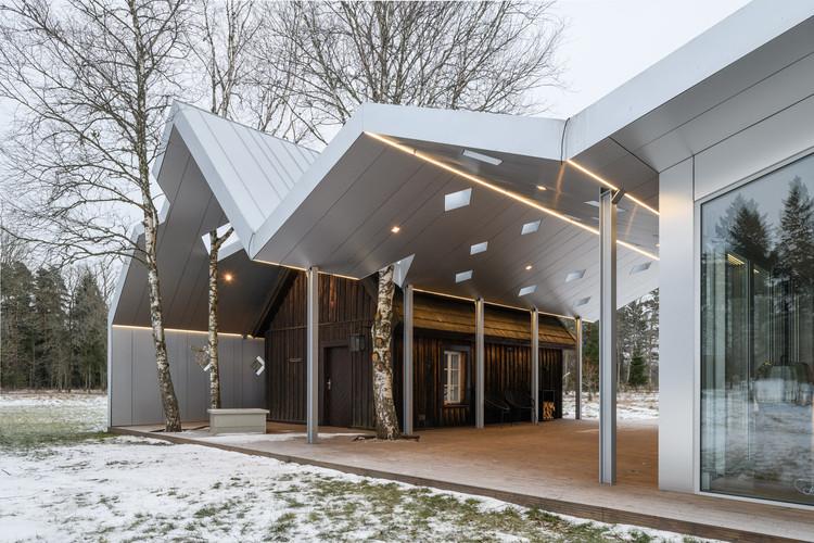 Sauna Lusthoone Funhouse / Peeter Pere, © Tõnu Tunnel
