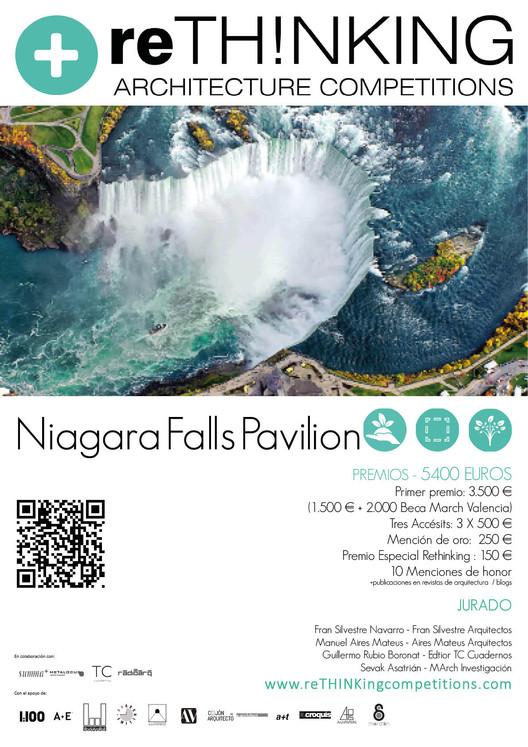 Convocatoria de ideas: Niagara Falls Pavilion