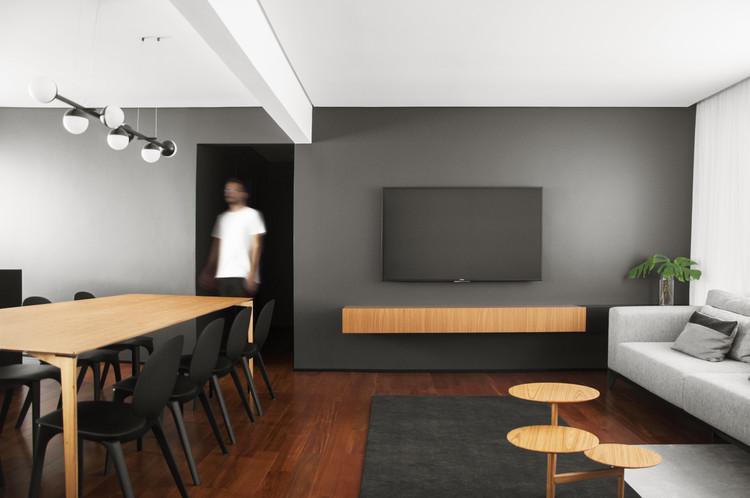 Apartamento Schutel / Território Arquitetos, © Yuri Mori