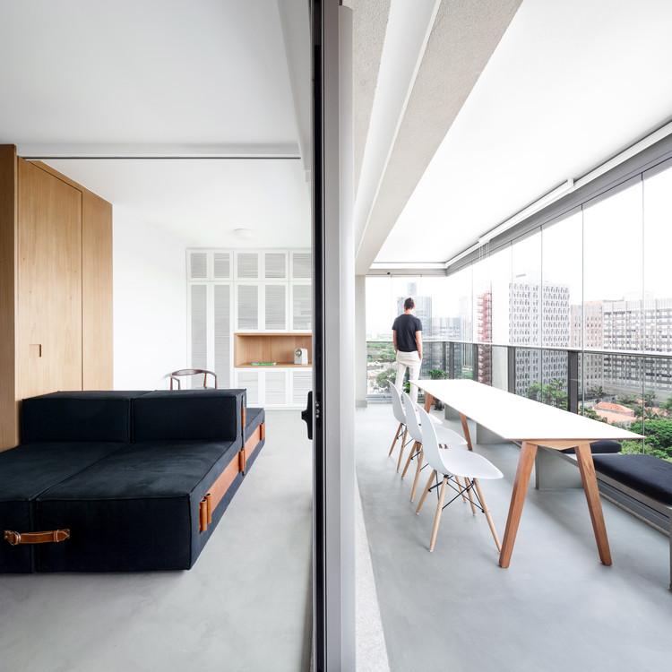 Apartamento Eusébio / VAGA, © Manuel Sá