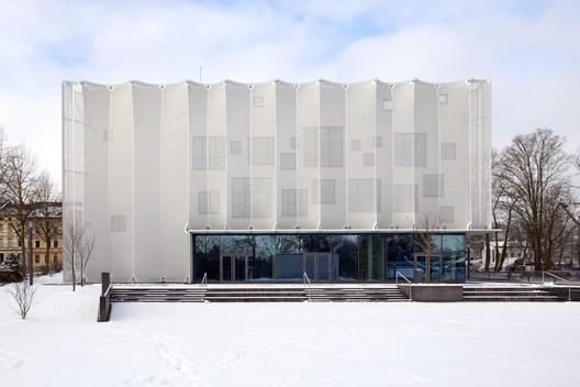 Academia Textil NRW / slapa oberholz pszczulny | sop architekten
