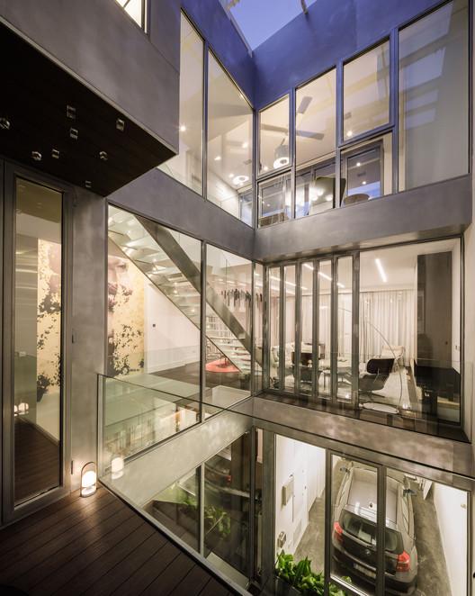 Casa Patio / CM4 Arquitectos, © Fernando Alda