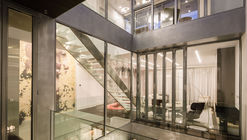 Casa Patio / CM4 Arquitectos