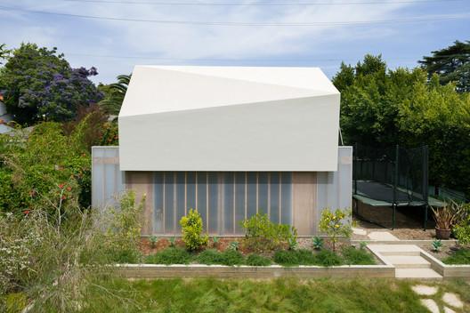 Casa transparente / Koning Eizenberg Architecture