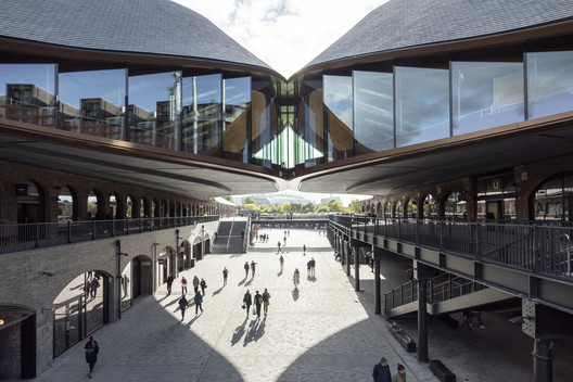 The 83 Best New Buildings in London Shortlisted by the RIBA