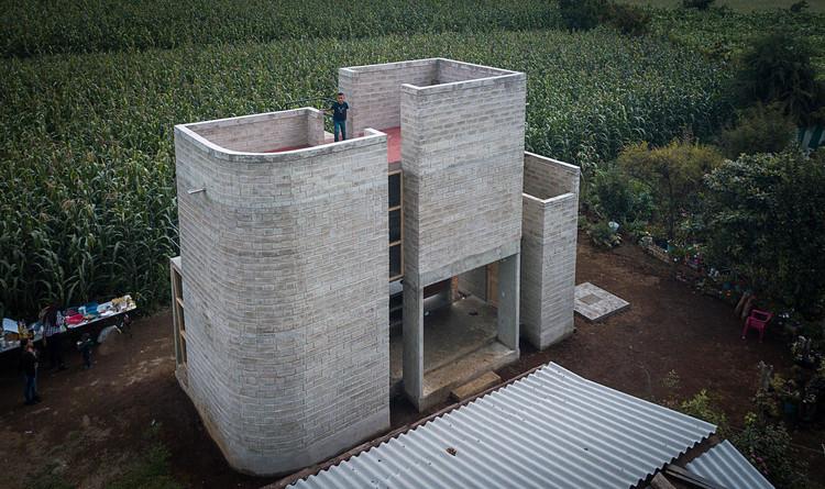 Casa Karina / Francisco Pardo Arquitecto, © Jaime Navarro