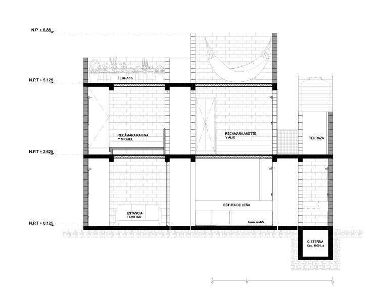 Gallery Of Karina House Francisco Pardo Arquitecto 16