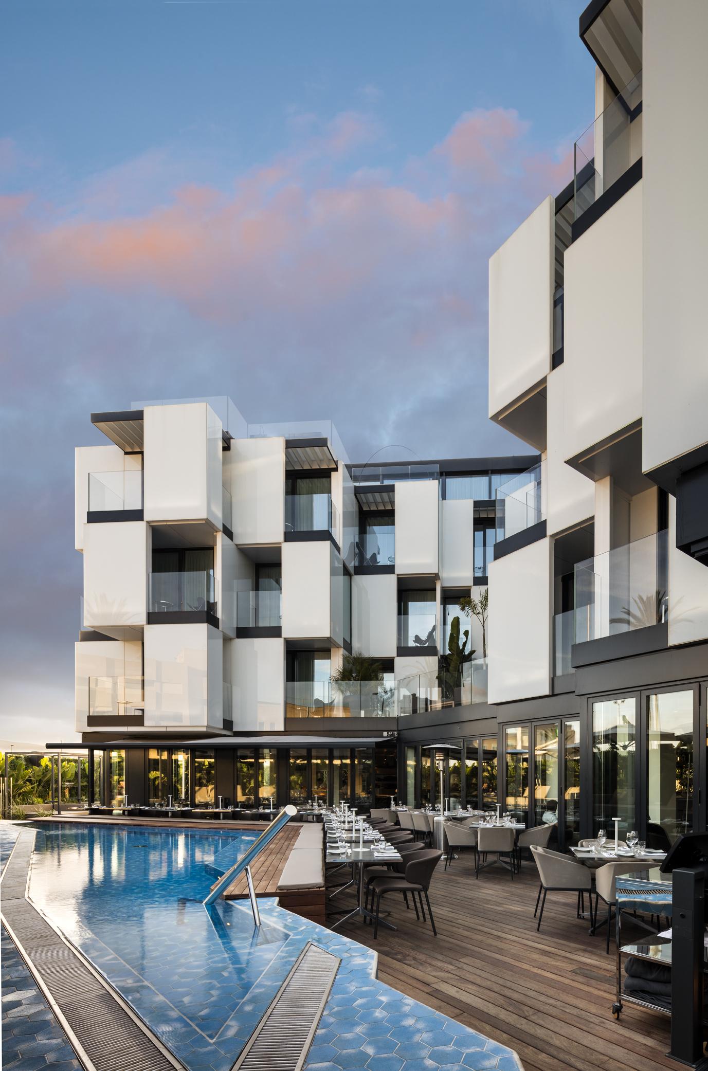 7 Star Hotel Rooms: Gallery Of Hotel Sir Joan Ibiza / Ribas&Ribas Architects