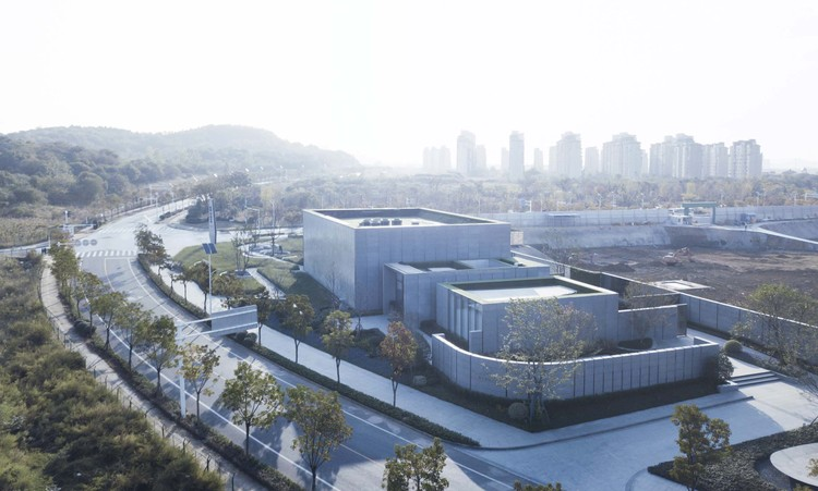 Wuhan Huashan Library / GLA, © ARCH-EXIST