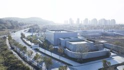 Wuhan Huashan Library / GLA