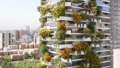 Stefano Boeri Architetti Creates a Vertical Forest for Tirana 2030 Master Plan