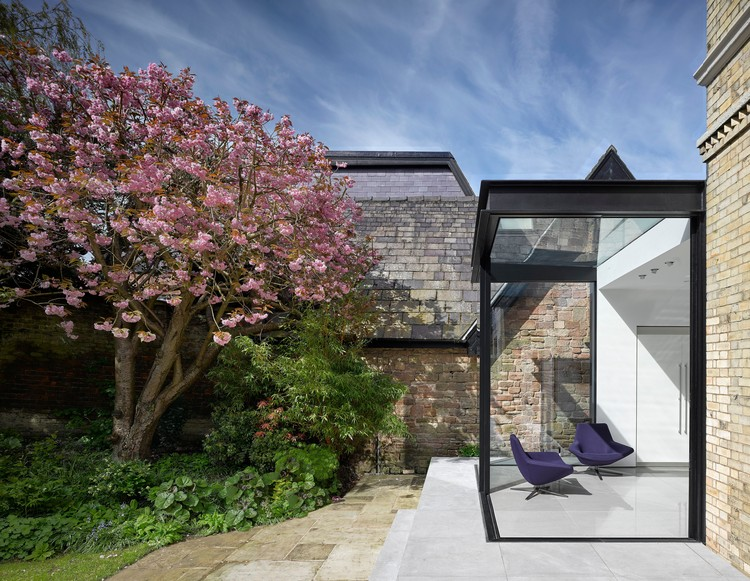Frog Castle / Scott Donald Architecture, © Daniel Hopkinson