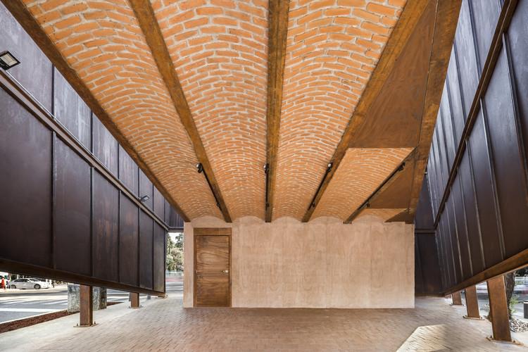 Water Pavilion / Apaloosa Estudio de Arquitectura y Diseño + Simetría Estudio de Arquitectura + #localista, © César Béjar