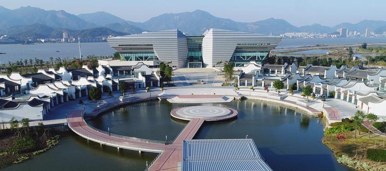 Fuzhou Cultural Exchange Center / MZA Architecture, © MZA Architecture