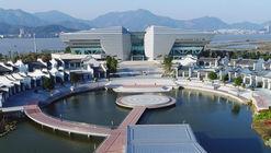 Fuzhou Cultural Exchange Center / MZA Architecture