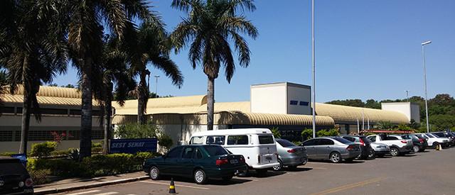 Direitos autorais: arquiteto vence ação por projeto reproduzido sem autorização, Capit de Goiânia. Image Cortesia de CAU/BR