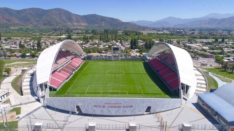 Estadio Municipal Nicolás Chahuan Nazar / INDUSTRIALDRAFT, © Fernando Guarello
