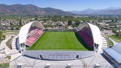 Estadio Municipal Nicolás Chahuan Nazar / INDUSTRIALDRAFT