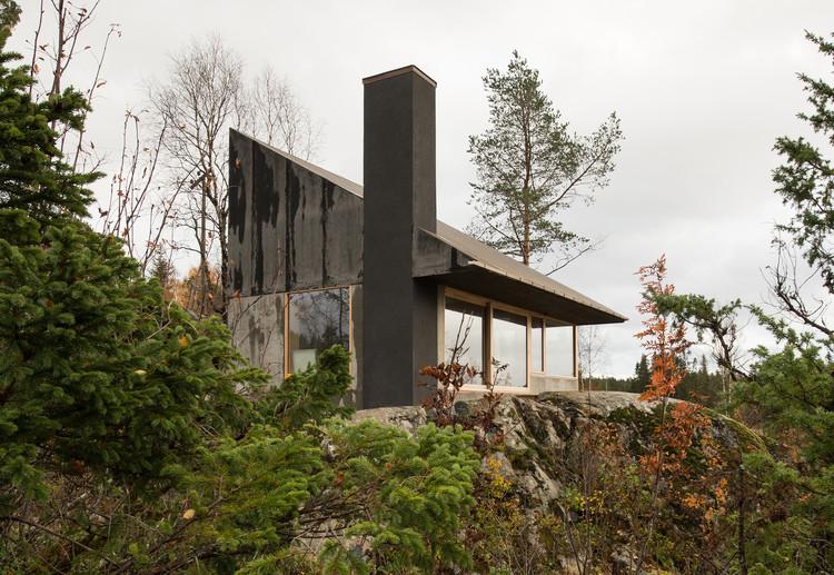 Cabin Rones / Sanden+Hodnekvam Architects, Courtesy of Sanden+Hodnekvam Architects