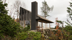Refugio Rones / Sanden+Hodnekvam Architects