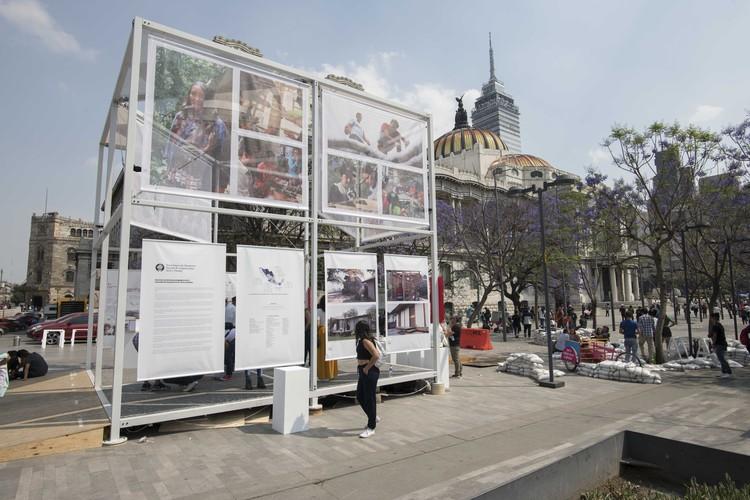 La Escuela de Arquitectura, Arte y Diseño del Tecnológico de Monterrey presenta una Célula Urbana para el Bienestar y las Oportunidades, Cortesía de Escuela de Arquitectura, Arte y Diseño del Tecnológico de Monterrey