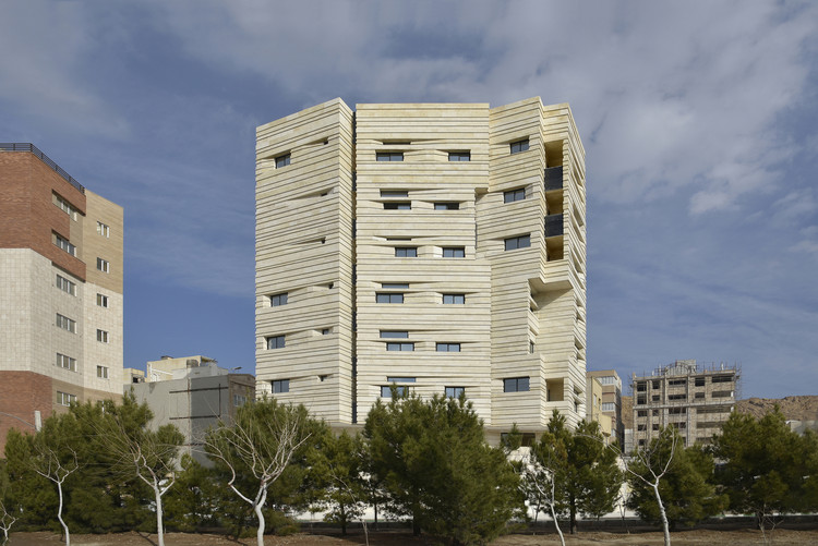 Edificio residencial Avini / Heram Architects, © Deed studio