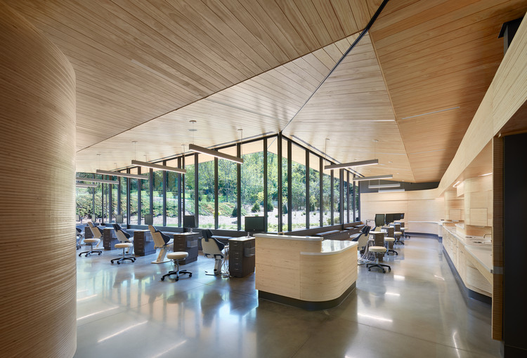 Blue Ridge Orthodontics / Clark Nexsen, © Mark Herboth Photography