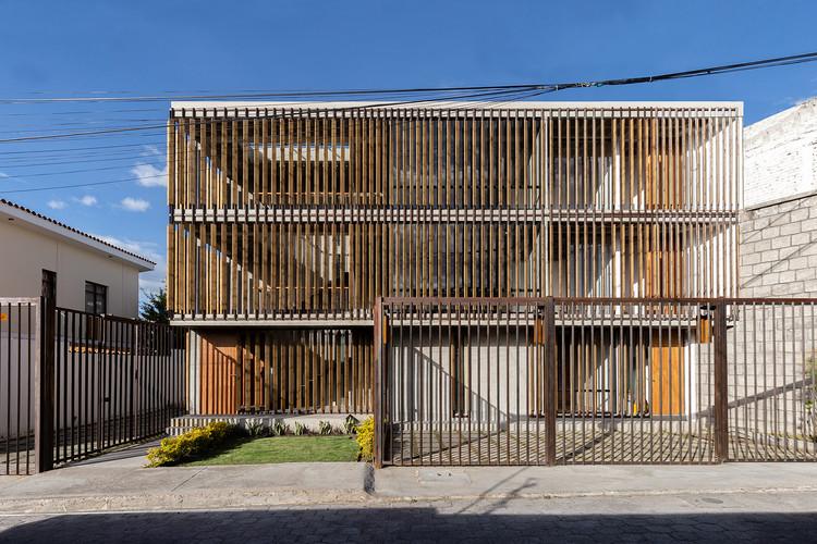 Edificio Criba / Rama Estudio, © Jag Studio