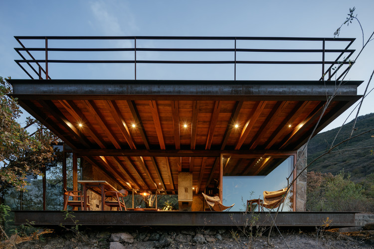Cabana Teitipac / LAMZ Arquitectura, © Lorena Darquea