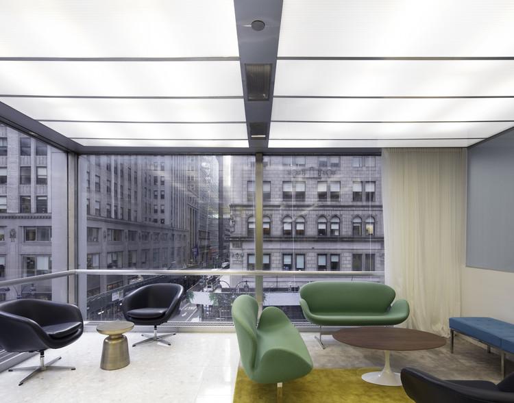 Adaptive Reuse of a SOM Landmark / Inaba Williams Architects