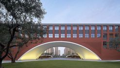 Escuela Hangzhou Olive Tree / YCA