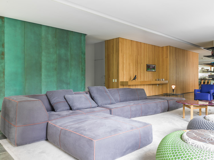 Casa PVN / Claudia Haguiara Arquitetura, © Christian Maldonado
