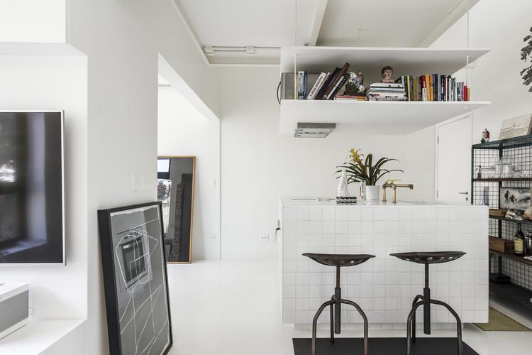 Duplex Batataes / Atelier Branco Arquitetura, © Ricardo Bassetti