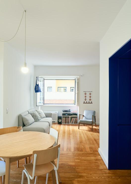 Apartamento Alameda / ARRIBA, © Hugo Santos Silva