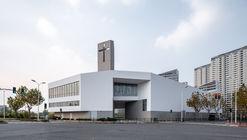 Iglesia en el distrito de New Bund / Ábalos + Sentkiewicz arquitectos