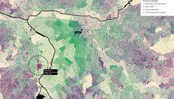 Recortes cartográficos – Muros de Ar