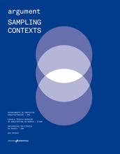 Sampling Contexts (argument #1)