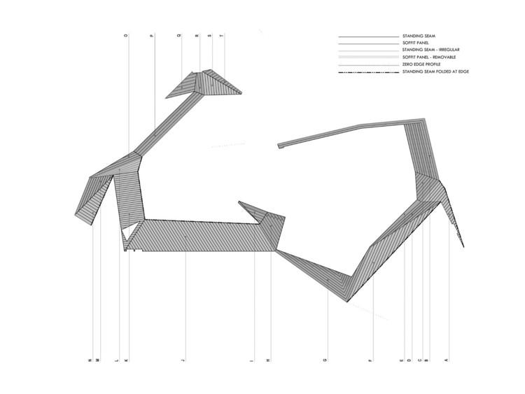 Zinc Panels Diagram. Legacy ER Allen / 5G Studio Collaborative
