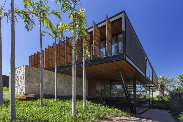 Residência AB / F:Poles Arquitetura, © Maurício Froldi