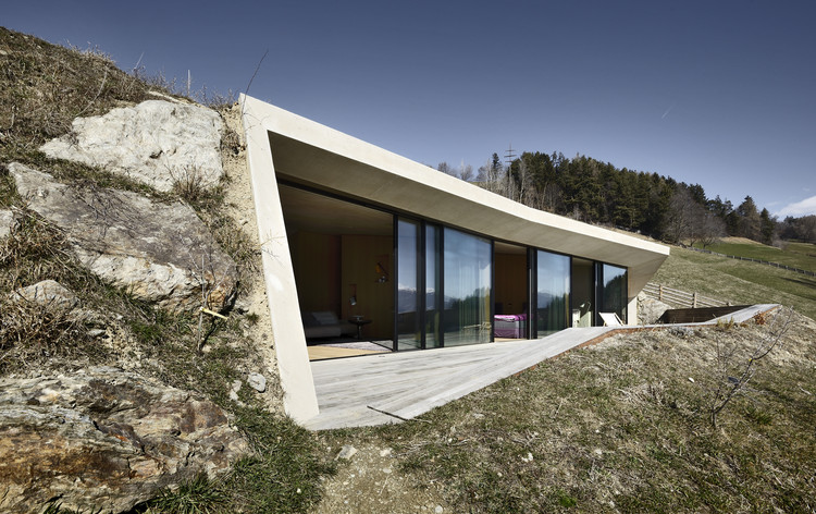 Casa Felderhof / Pavol Mikolajcak Architekten, © Oskar da Riz