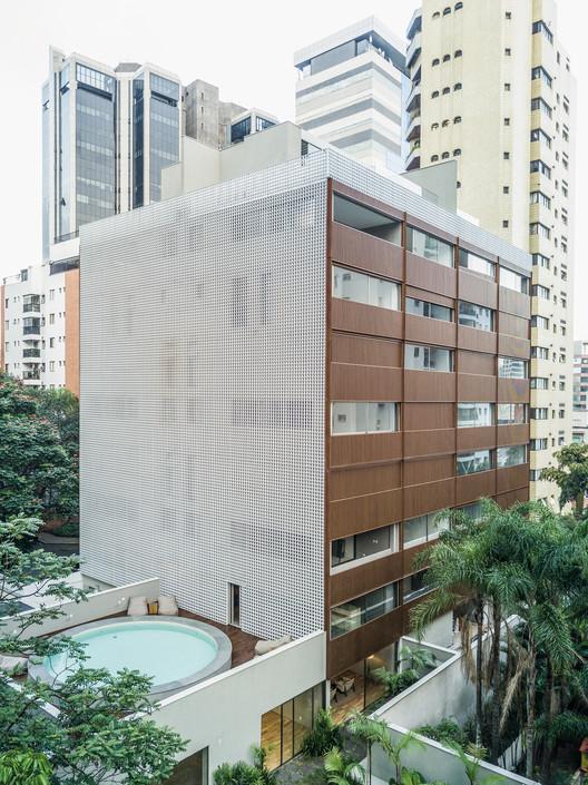 Edifício Único / Studio Arthur Casas, © Fernando Guerra | FG+SG