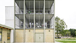Animal Shelter and Pet Crematorium Lommel / Collectief Noord