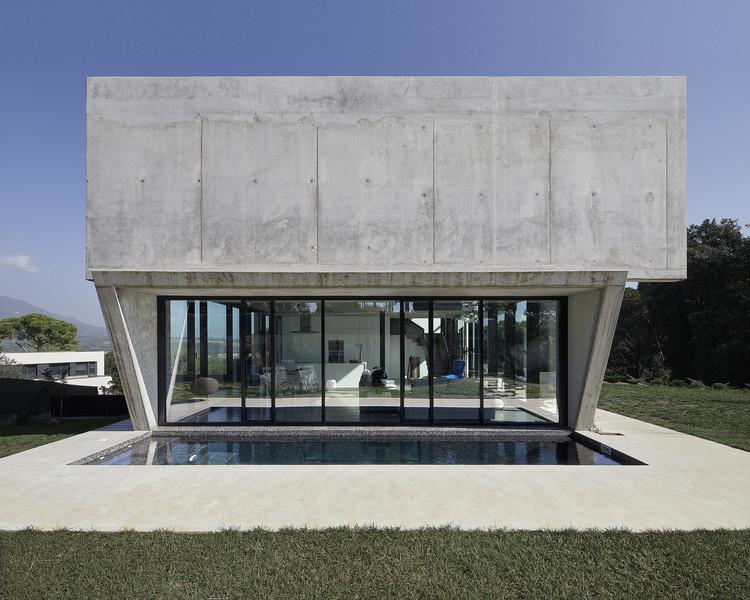 Bielmann House / Rob Dubois, © Jordi Miralles